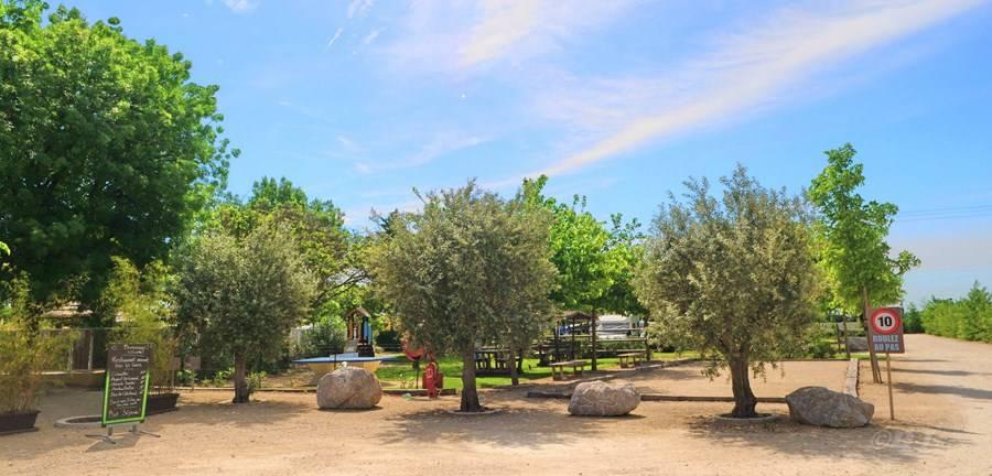 Camping 3 étoiles dans les Bouches du Rhône